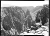 Tourists on South Rim, Black Canyon of the Gunnison National Park, 1935