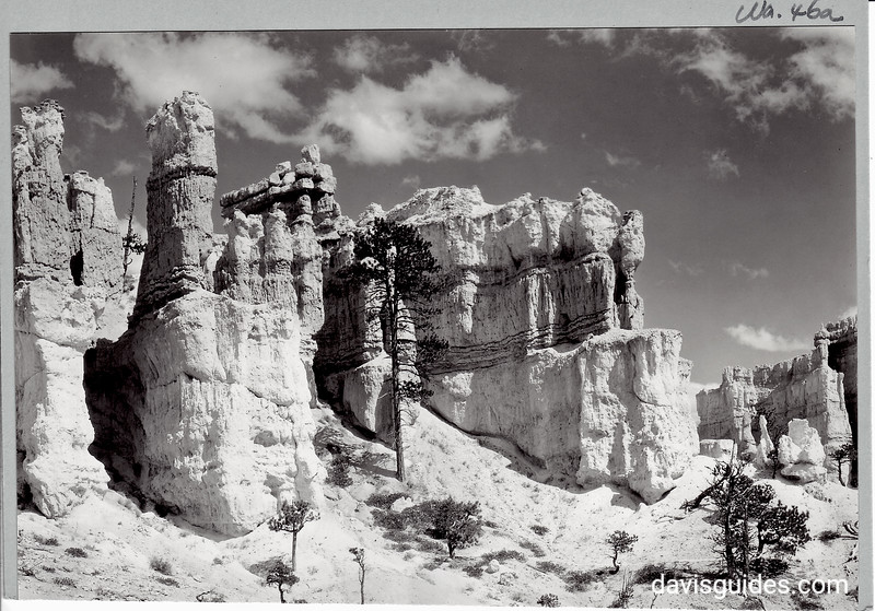 Seal Castle, Bryce Canyon National Park, 1929
