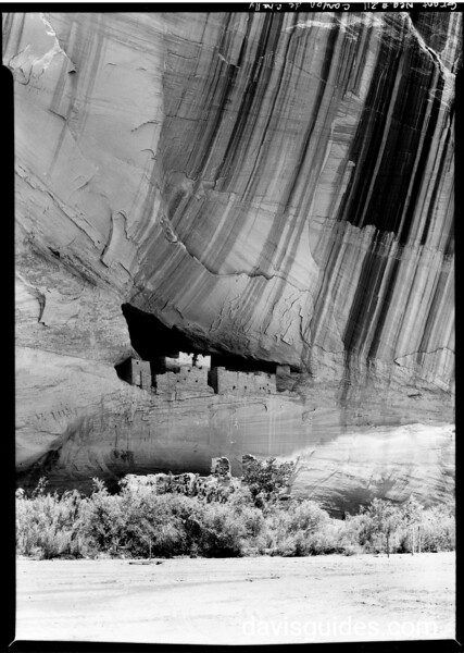 Casa Blanca, Canyon de Chelly National Monument, 1940
