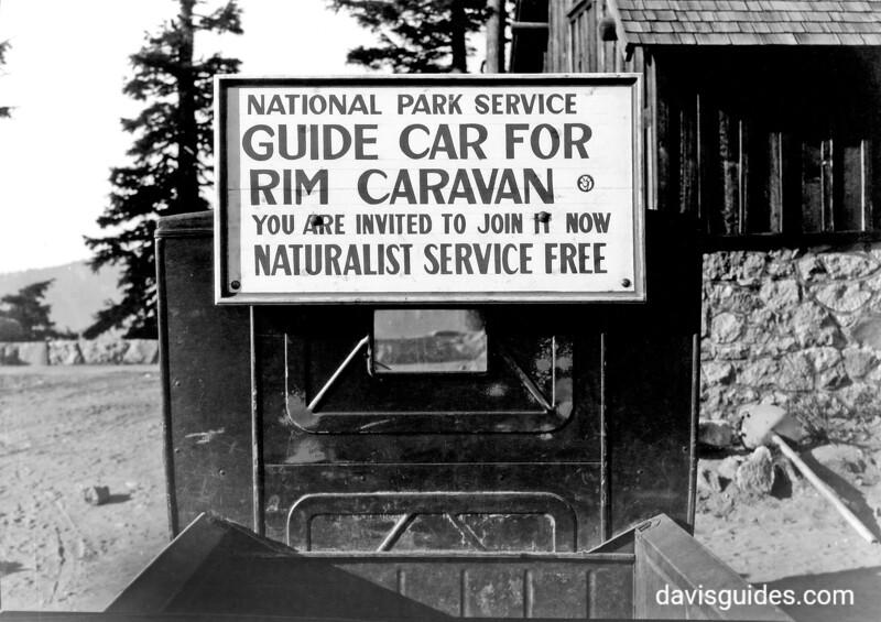 Sign - CRLA Rim Caravan Guide Car