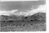 Devil's Golf Course on floor of Death Valley. Taken near Salt Pools with Black Mountains in the distance, Death Valley National Park, 1935.