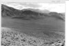 Landscape on the road to Badwater, Death Valley National Park, 1935.