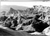 A view toward Death Valley from Zabriske Point, Death Valley National Park, 1935.