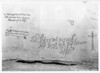 "The 1632 Lujan inscription reads: ""They (a Spanish expedition) passed on the 23rd of March of the year 1632 to the avenging of the death (by Zuni natives) of Father Latredo"". Lt. J. H. Simpson left a message in 1849 and Richard H. Kern in 1851. El Morro National Monument, 1934."