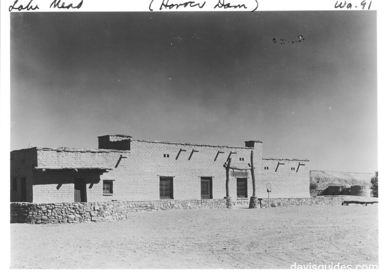 Lost City Museum, Lake Mead National Recreation Area, 1937.