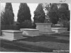 Graves in the Washington family cemetery at Wakefield, George Washington Birthplace National Monument, 1931.