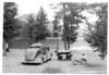 Car camping, Glacier National Park, 1948.
