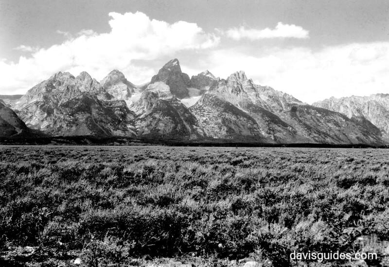 GRTE_Teton Range