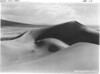 Close-up of one great sand dune. View is southwest into the broad San Luis Valley, Great Sand Dunes National Monument, 1939.