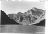 The Grand Canyon of the Colorado River photographed from a boat. Lake Mead National Recreation Area, 1937.