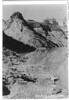 Mud cracks along the shore of Lake Mead in the Grand Canyon of the Colorado River. Lake Mead National Recreation Area, 1937.