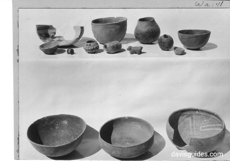 Potter from museum collection. Montezuma Castle National Monument, 1929.