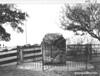 Natchez Trace historical marker in Natchez, Mississippi. Natchez Trace Parkway, 1934.