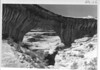 The Augusta, or Sipapu, Bridge over White Canyon. Natural Bridges National Monument, 1935.