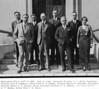 National Park Service headquarters staff. Names listed at bottom. Washington, D.C., 1932.