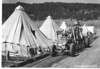 Ditching around the Little Horseshoe CCC tent camp, Rocky Mountain National Park, 1933.