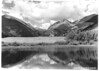 Sheep Lake and Fall River Pass. Rocky Mountain National Park, 1938.