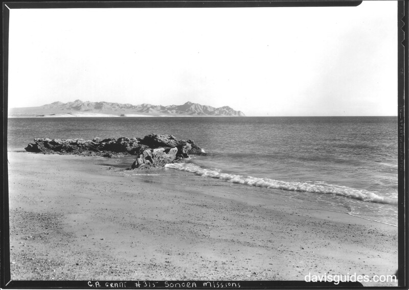The Gulf of California. Sonora Mission Expedition, 1935.