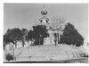 Warren County Courthouse erected just prior to the war, appears today virtually as it did during the siege in 1863. Vicksburg National Military Park, 1934.