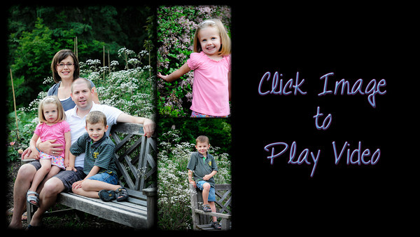 The Lang Family- Spring 2012