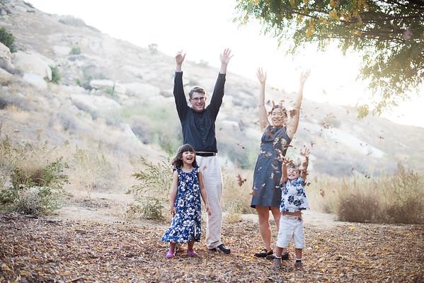 Larratt- Smith Family 2014