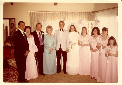 L&D Wedding Party