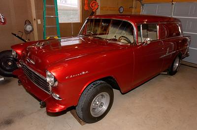 Larry's 55 Chevy 2005