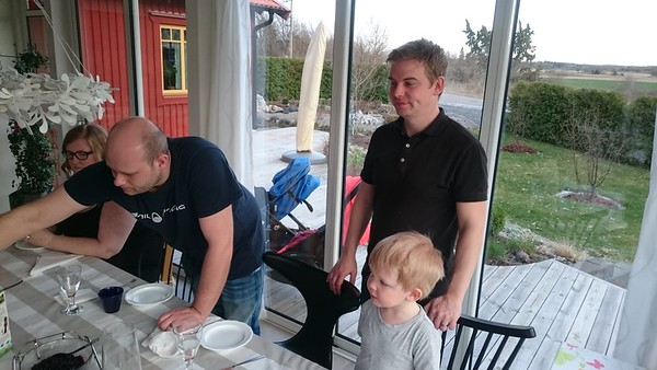 Larsbogården 1 Middag 17-04-08