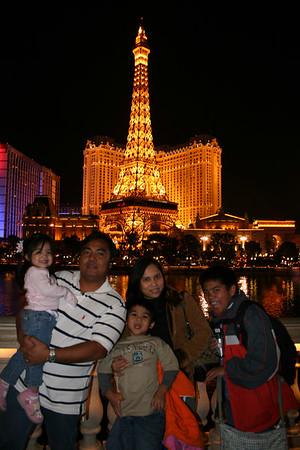 Las Vegas Vacation Jan 28-Feb 4, 2007