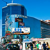 The Las Vegas Strip - The Riviera Hotel