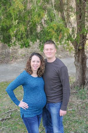 Laura Maternity Pics