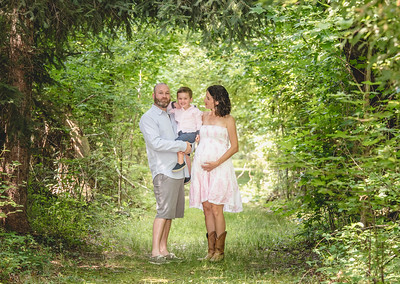 ~{Laura & Michael Family Session}~