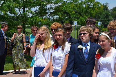 Laura OLGS Ceremony