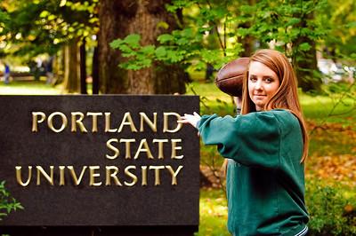 Laura PSU shoot