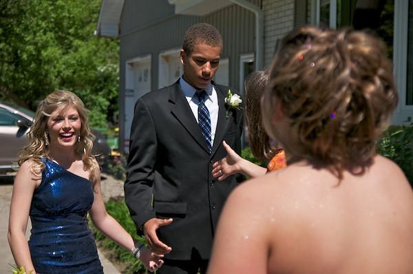 Laura's Prom