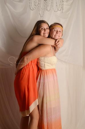 Lauren & Kaycee 2014