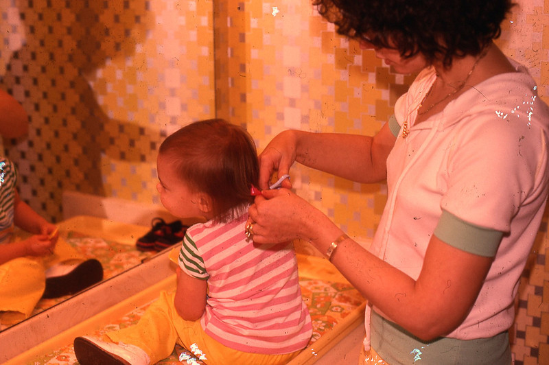 LJL first haircut