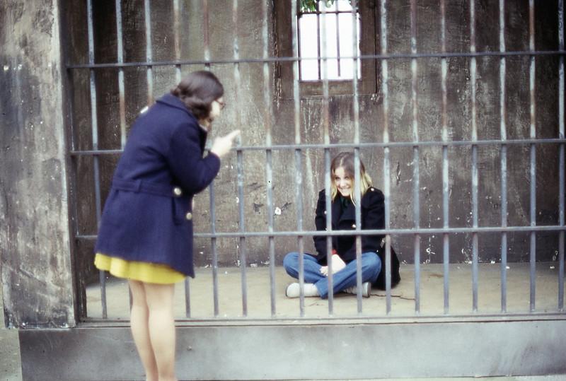 Joanie in Jail where she belongs