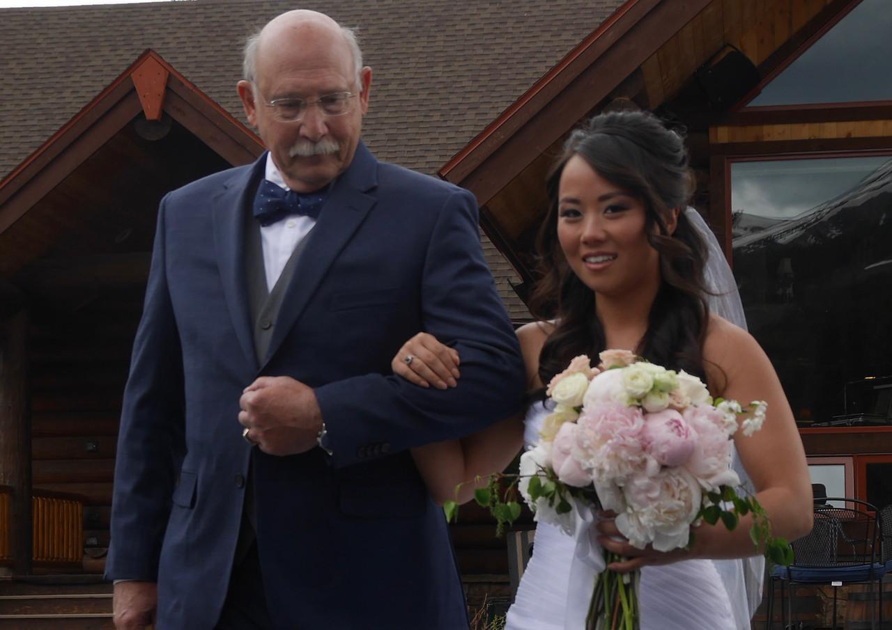 The Wedding - Al and Lauren.
