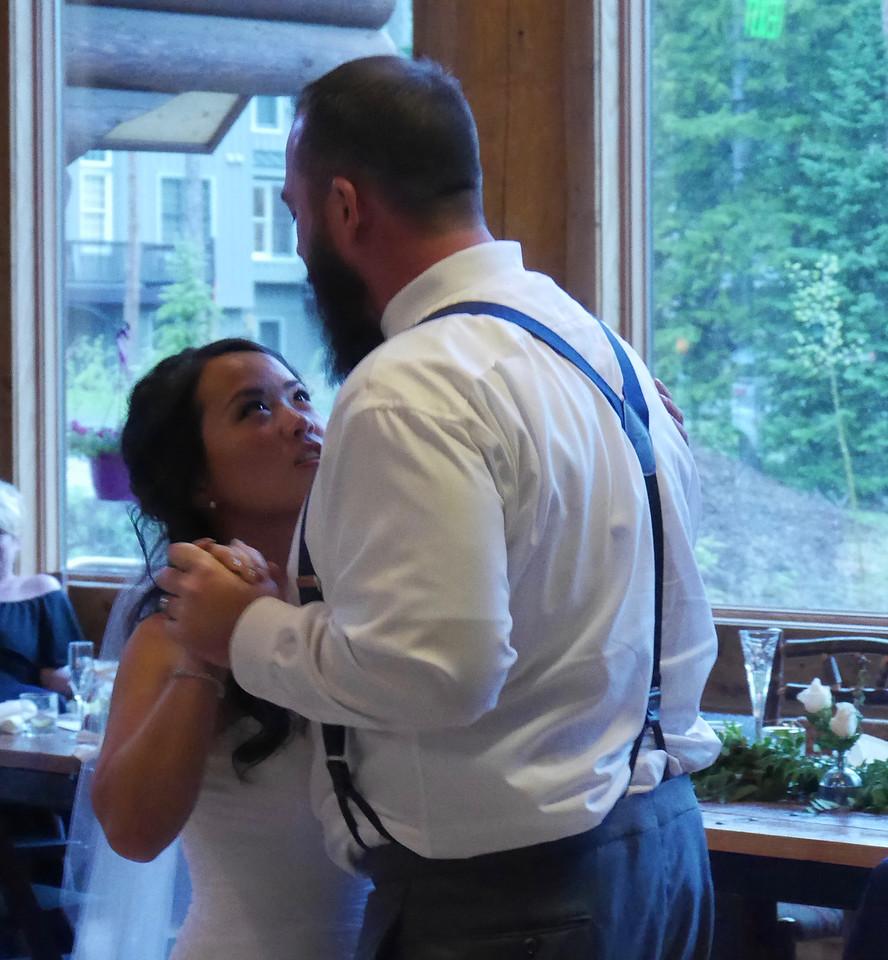 The  Reception - Wedding Dance.