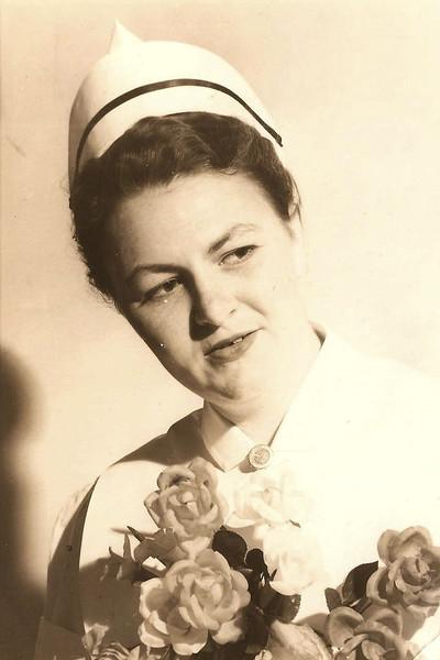 Graduation, St Clare's Mercy Hospital, 1957