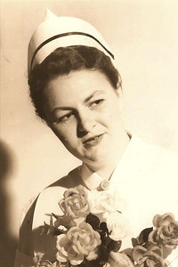 Graduation, St Clare's Mercy Hospital, 1957