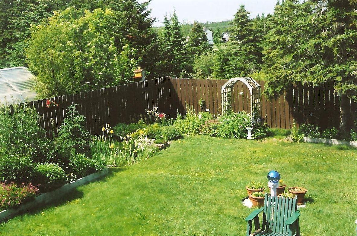 Garden, Durdle Drive
