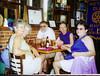 Laurie, Lynn, Bill, Beth, & Kerryl Wyland in Beaufort, NC 1998