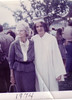 1974 Laurie w/Grandma Nicholson her High School Graduation