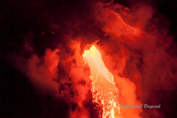 Ocean Lava
