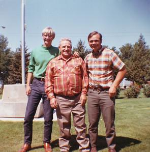 Lawrence Scott Family