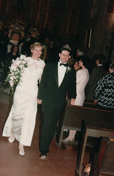 LawrenceEngberg Wedding 1991