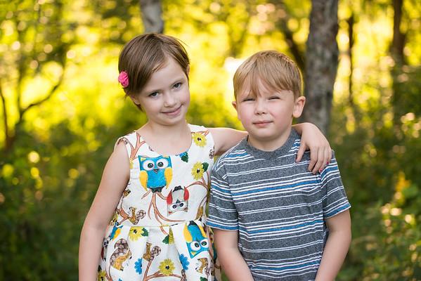 Lawsen Family 2016