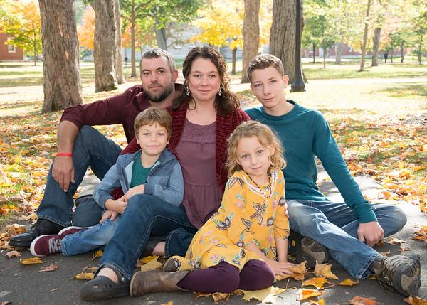 LeBlanc Family 2017